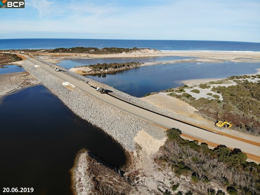Culham Inlet Progress - 15 2062019