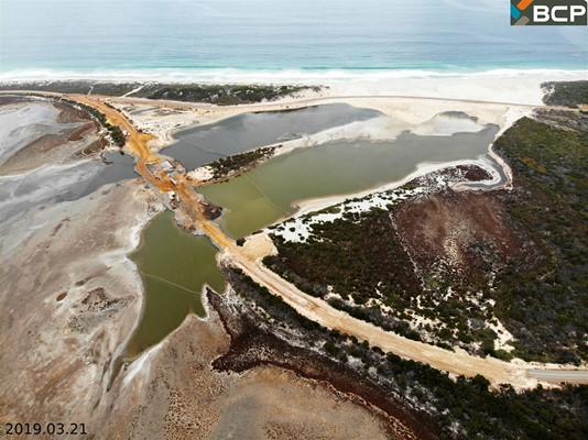 Culham Inlet Progress - DJI_0192