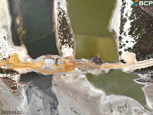 Culham Inlet Progress - DJI_0194