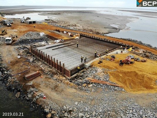 Culham Inlet Progress - DJI_0206