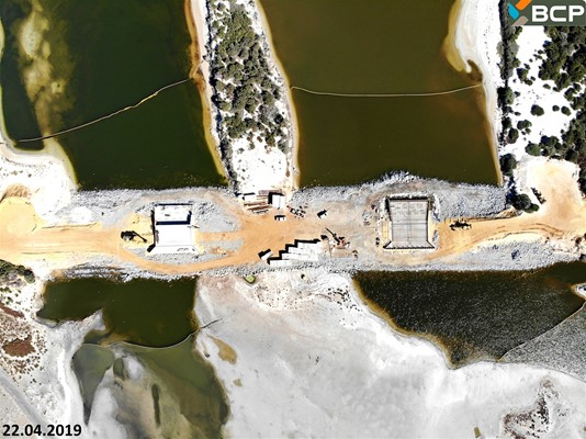Culham Inlet Progress - DJI_0248