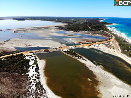 Culham Inlet Progress - DJI_0255