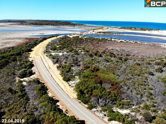 Culham Inlet Progress - DJI_0259