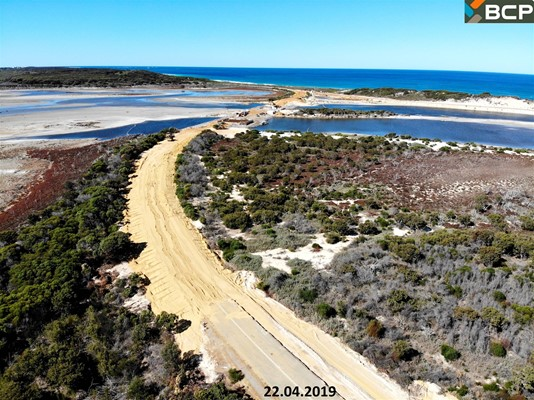 Culham Inlet Progress - DJI_0260