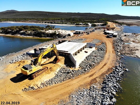 Culham Inlet Progress - DJI_0267