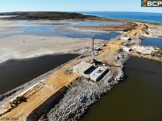 Culham Inlet Progress - DJI_0301