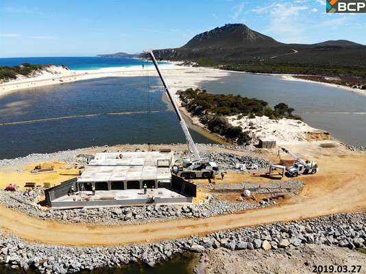 Culham Inlet Progress - DJI_0308