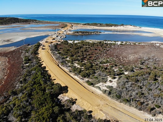 Culham Inlet Progress - DJI_0319