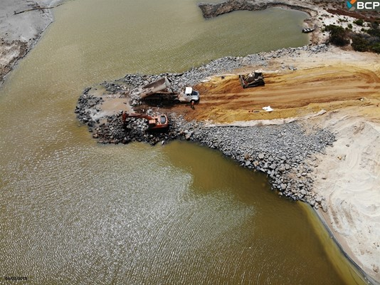 Culham Inlet Progress - DJI_0333