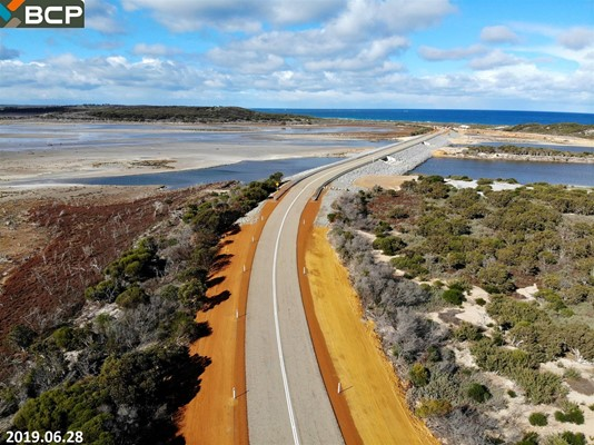 Culham Inlet Progress - DJI_0381