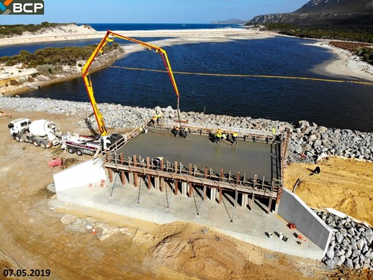 Culham Inlet Progress - DJI_0386