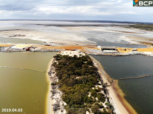 Culham Inlet Progress - DJI_0396