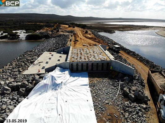 Culham Inlet Progress - DJI_0428