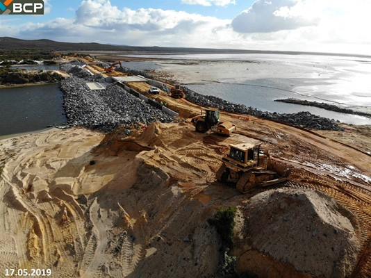 Culham Inlet Progress - DJI_0460