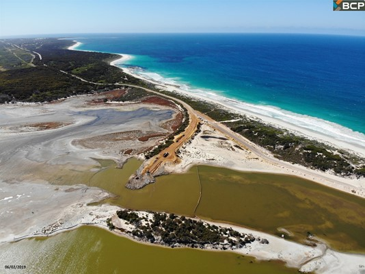Culham Inlet Progress - DJI_0466