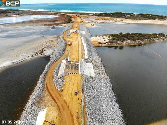 Culham Inlet Progress - DJI_0507