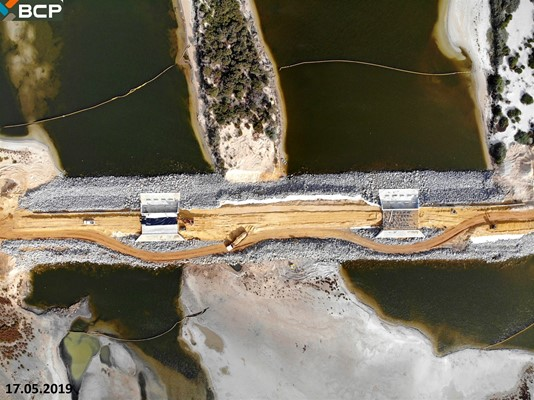 Culham Inlet Progress - DJI_0517
