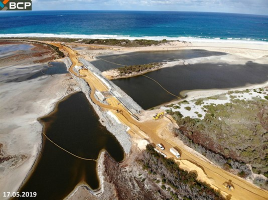 Culham Inlet Progress - DJI_0525