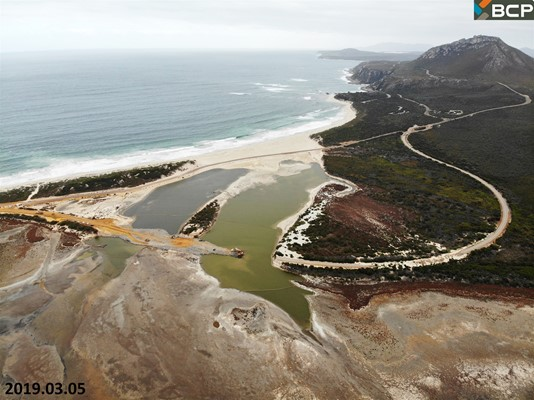 Culham Inlet Progress - DJI_0805