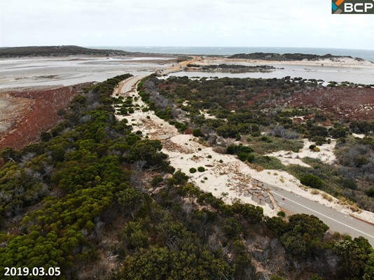 Culham Inlet Progress - DJI_0825