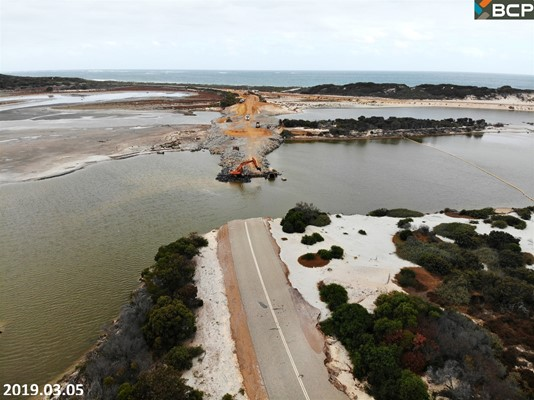 Culham Inlet Progress - DJI_0830