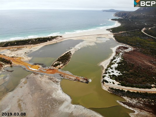 Culham Inlet Progress - DJI_0889