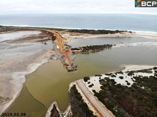 Culham Inlet Progress - DJI_0893