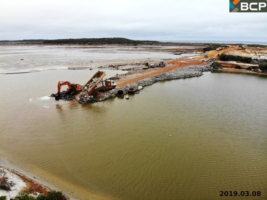 Culham Inlet Progress - DJI_0910