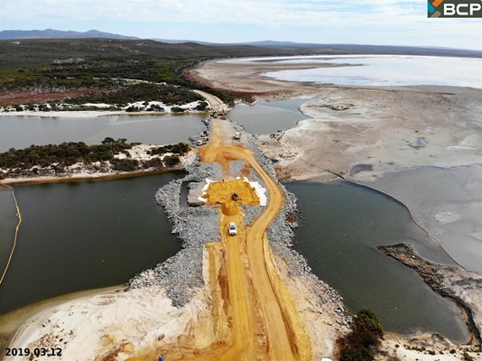 Culham Inlet Progress - DJI_0992