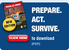 bushfire survival plan